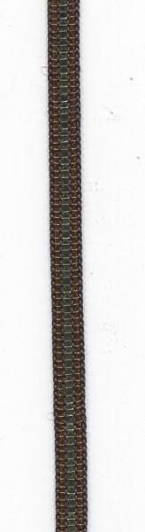 Paillettenband schwarz 8000640