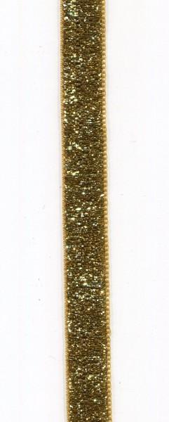 Lurex Borte 13mm gold 7453