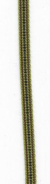 Paillettenband grün 8000640