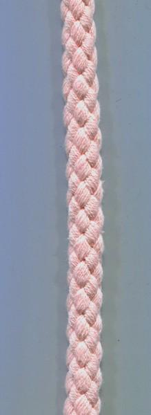 Flechtkordel 6316100 rosa