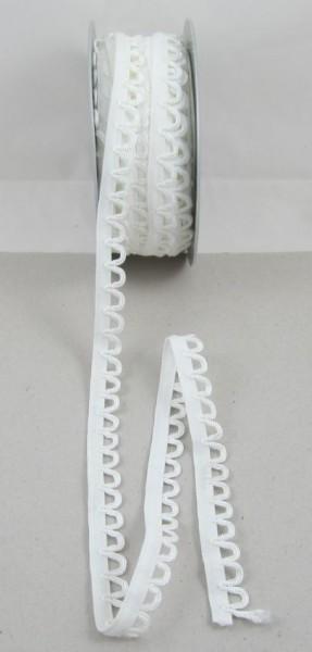 Unterwäschegummi mit Schlingen