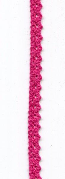 Klöppelspitze pink 3107