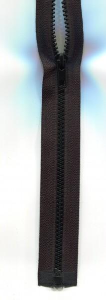 Jackenreißverschluss schwarz