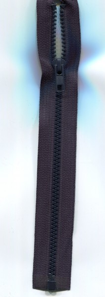 Jackenreißverschluss navyblau