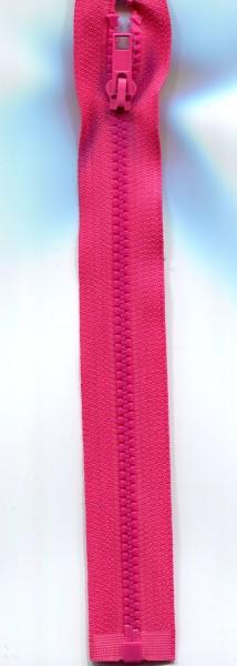 Jackenreißverschluss pink