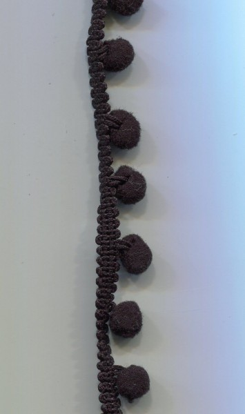 Pom Pom schwarz