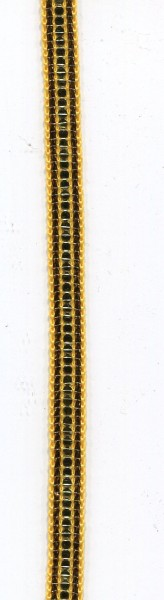 Paillettenband gold 8000640