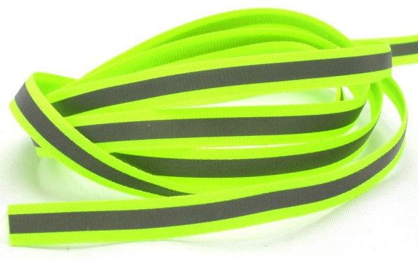 Reflektorband, 10mm, 5 Farben