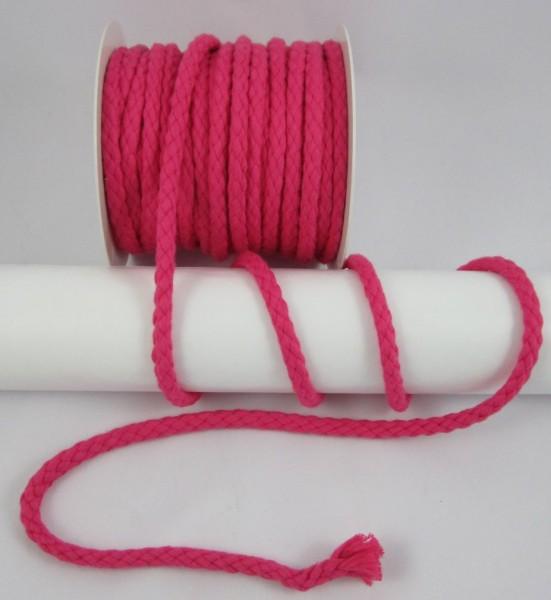 Flechtkordel 6316100 pink