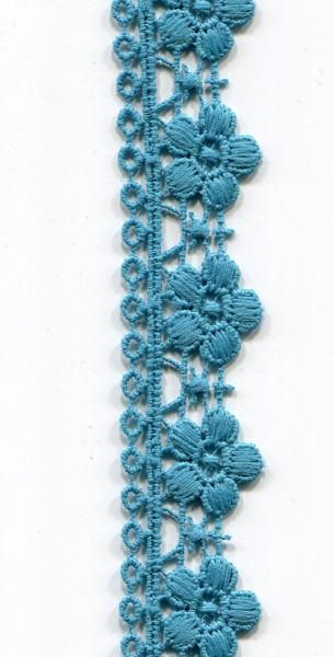 Ätzspitze 27mm blau
