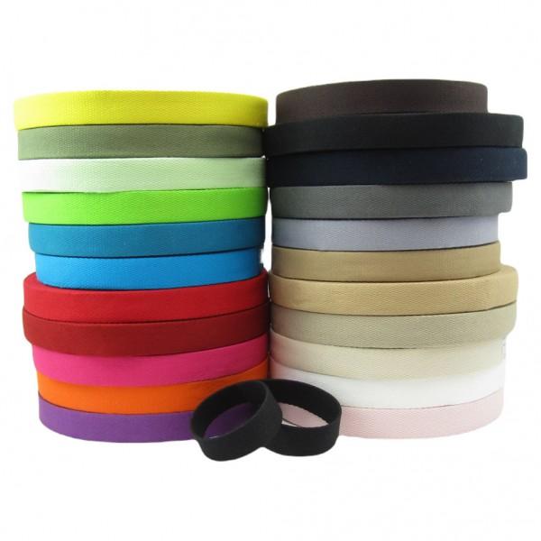 Gurtband Baumwolle 25mm breit