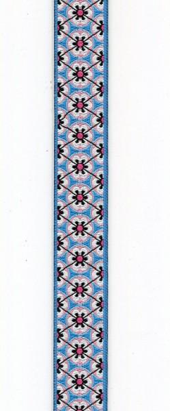 Blumen blau 9509