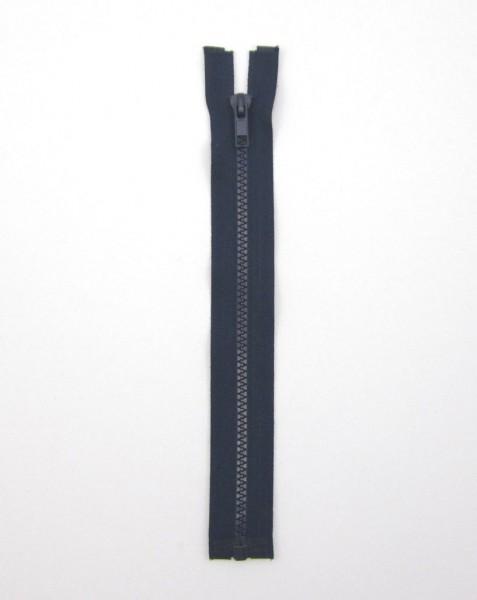 Jackenreißverschluss in den Längen 25 - 80cm lang lieferbar - dunkelblau
