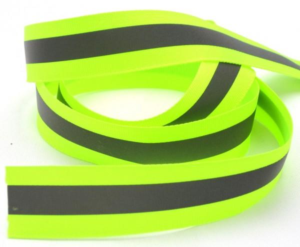 Reflektorband, 25mm, 5 Farben