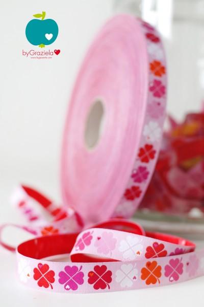 byGraziela Glücksklee, grau - rosa