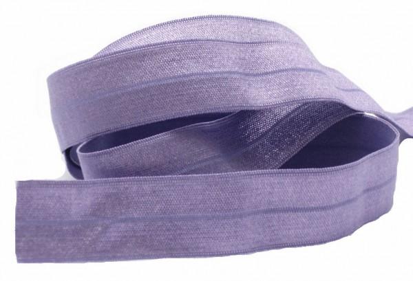 Elastisches Schrägband, Falzband, 8 Farben, 20/10mm