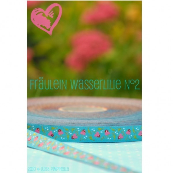 Fräulein Wasserlilie