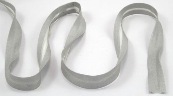 Glitzer Schrägband, 18mm breit, 10 Farben lieferbar