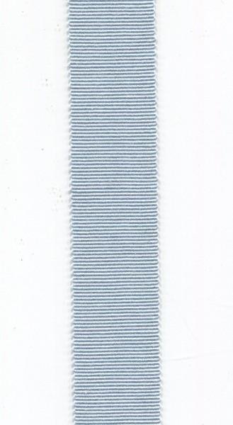 Ripsband 15mm hellblau