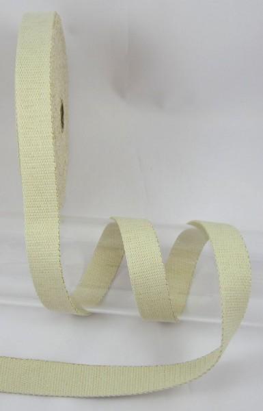 Gurtband mit Metallfäden, 30mm, verschiedene Farben