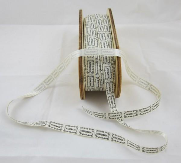 Handmade Satin-Druckband