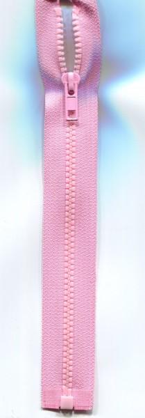 Jackenreißverschluss rosa