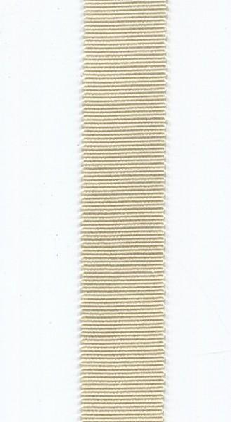 Ripsband 15mm creme