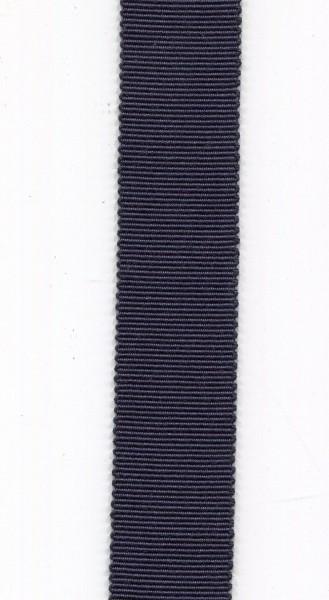 Ripsband 15mm dunkelblau