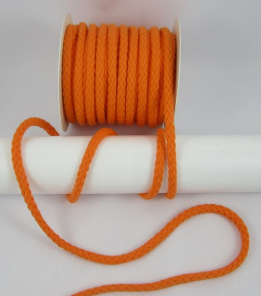 Flechtkordel 6316100 orange