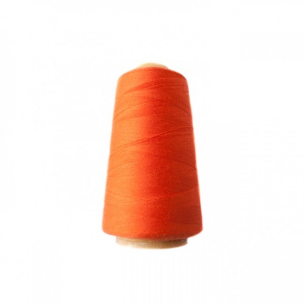 Overlockgarn, orange