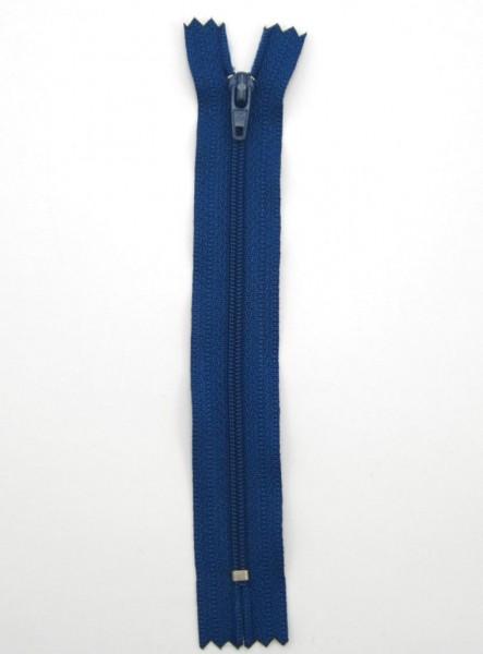 Reißverschluss nicht teilbar dunkelblau