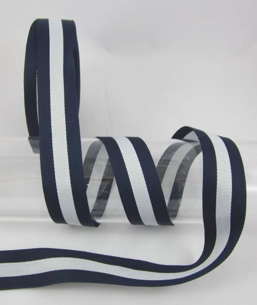 Borte mit Streifen 40mm breit