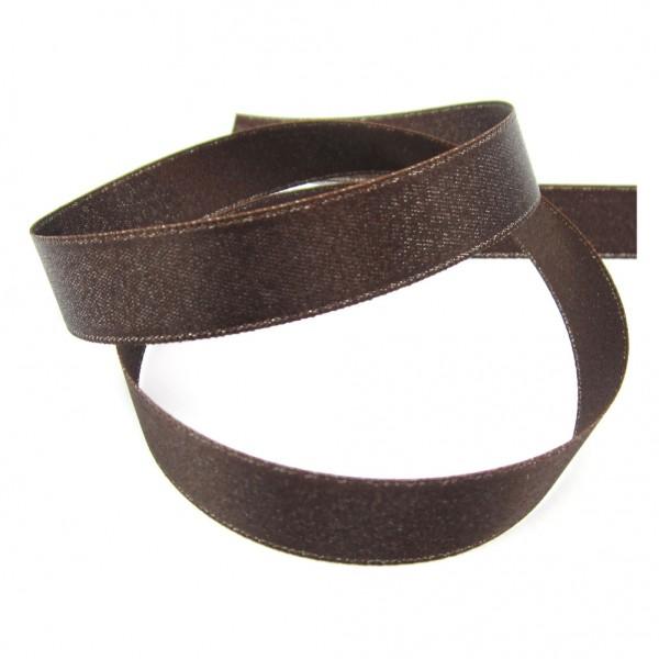 Lurex, Satinband glänzend, 15mm breit, 6 Farben zur Auswahl-Copy