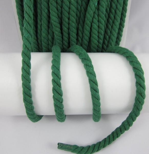 Kordel, grün, 15mm