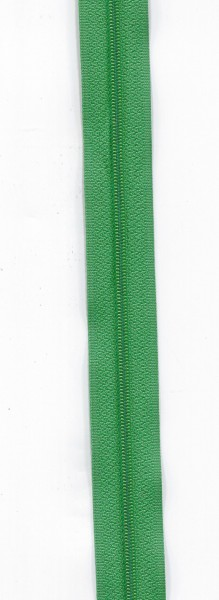 Endlosreißverschluß Gr. 4 grün 5721