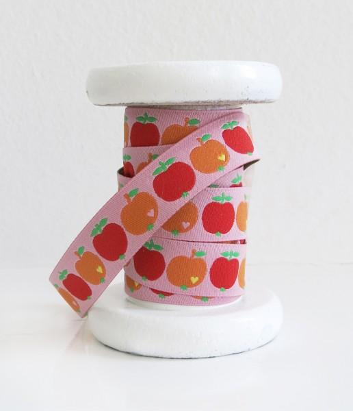 byGraziela Apfel, rot - blau -pink - orange