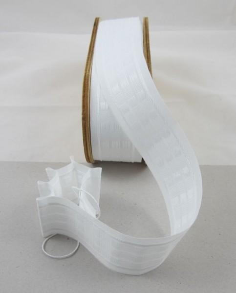 Kräuselband - Gardinenband 45mm