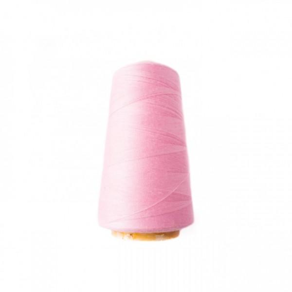 Overlockgarn, rosa