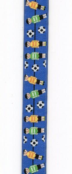 Fußball blau 9511