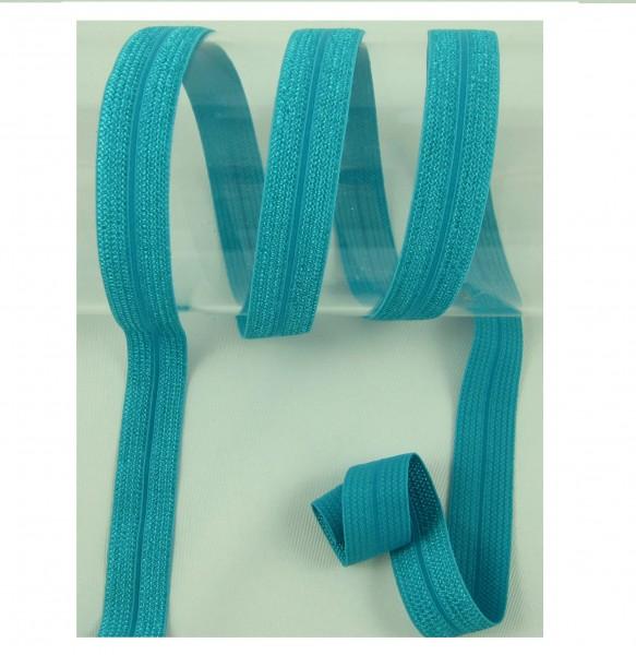 Elastisches Schrägband, Falzband, 30 Farben, 20/10mm