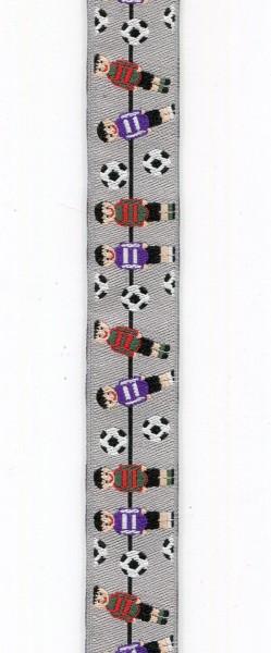 Fußball grau 9511